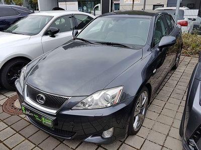 gebraucht Lexus IS250 V6 Sport Line *Xenon*PDC*LMF*SHZ*