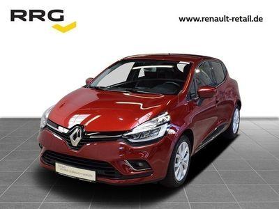 gebraucht Renault Clio 4 1.2 TCE 120 ECO² INTENS AUTOMATIK KLEINW