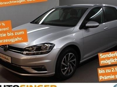 gebraucht VW Golf VII Sound 1,4 TSI *ACC*SHZ*PDC*APP-Conn*