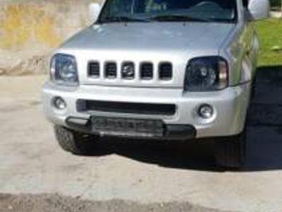 used Suzuki Jimny AHK Klima Jägerauto