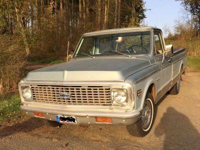 gebraucht Chevrolet C10 Pickup Longbed 5.7 V8 als SUV/Geländewagen/Pickup in Wiesbaden