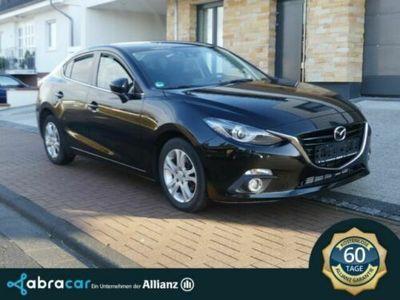 gebraucht Mazda 3 Sports-Line 2.2 SKYACTIV-D 150 BM*Klima*Temp.*