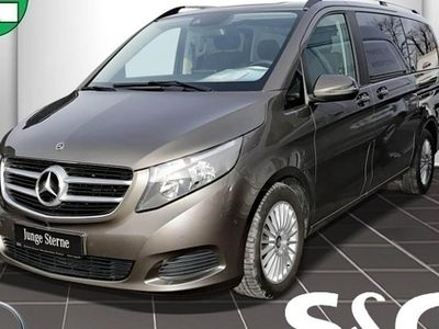 gebraucht Mercedes V250 d EDITION Lang Anhängerkupplung Rükamera