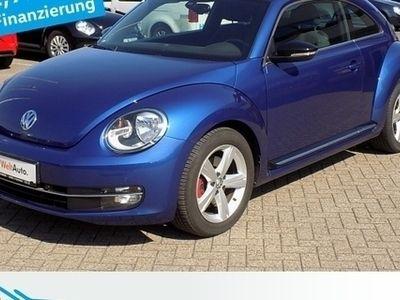 gebraucht VW Beetle 2.0 TSI DSG Sport Klima Einparkhilfe
