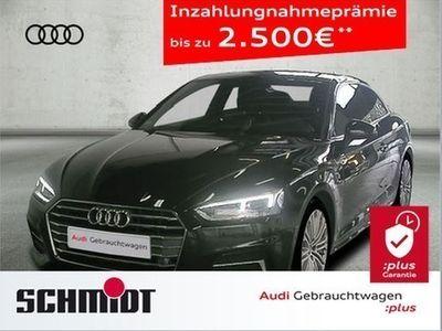 gebraucht Audi A5 Coupe 40 TDI Sport LED, Navi+, Virt. cockp., Park