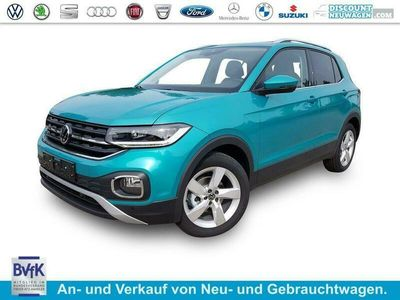 gebraucht VW T-Cross - Style Team PDC/ACC/ LED/Nebel