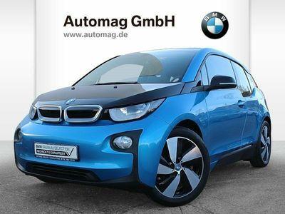 gebraucht BMW i3 94Ah REX Navi Prof. RTTI abbl. Spiegel Shz