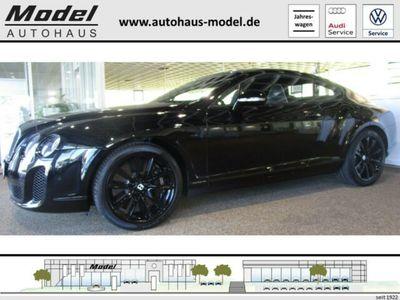 """gebraucht Bentley Continental GT Supersports W12 - 2-Sitzer - 20"""""""