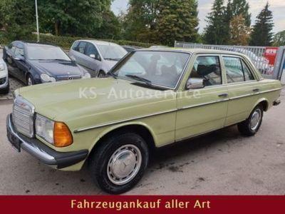 käytetty Mercedes 200 D H-Zulassung