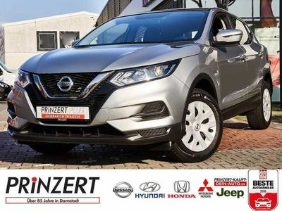 gebraucht Nissan Qashqai 1.3 DIG-T M/T 'VISIA', Gebrauchtwagen, bei Autohaus am Prinzert GmbH