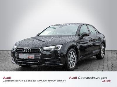 used Audi A4 Limousine 2.0 TDI S tronic *NAVI*GRA*SHZ*