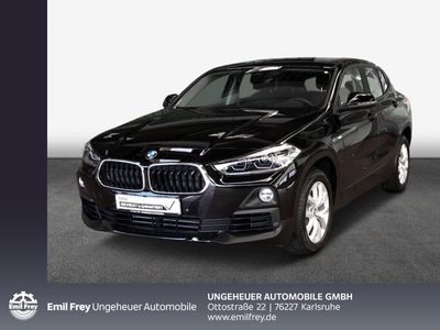 gebraucht BMW X2 sDrive20i Advantage HiFi LED RFK Navi Shz