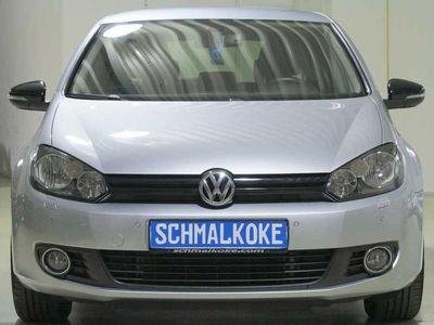 gebraucht VW Golf VI TDI1.6 DPF BMT Match Climatronic PDC