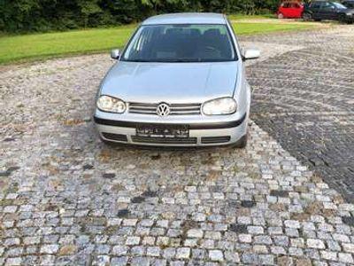 gebraucht VW Golf 1.9 TDI aus 1 Hand