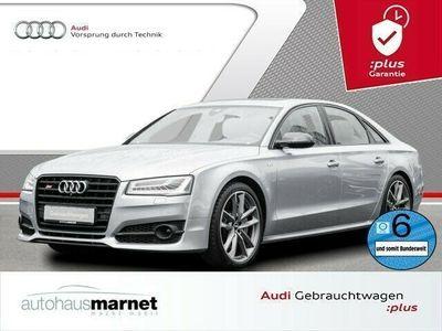 gebraucht Audi S8 plus 4.0 TFSI quattro Navi LED PDC B&O Schiebedach Umgebungskameras Standhzg.