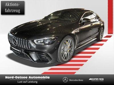 gebraucht Mercedes AMG GT 63 S 4MATIC+ Burmester-High-End Standhzg. 2