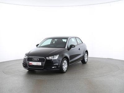 gebraucht Audi A1 1.4 TFSI SHZ PDC Media-Paket Tempomat schwarz