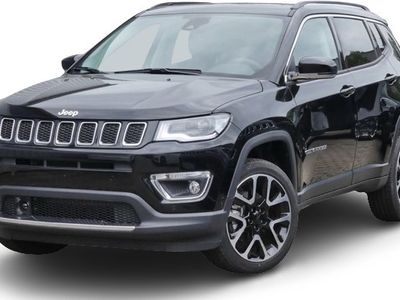 gebraucht Jeep Compass Compass Limited 4WD NAVI El.PANODACH KLIMASITZE