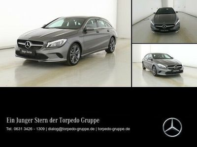 gebraucht Mercedes CLA180 LED+KAMERA+KEYLESS+PTS+SHZ+KLIMA+EASY-PA
