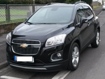 verkauft chevrolet trax 1 4t lt gebraucht 2013 km in gro ostheim. Black Bedroom Furniture Sets. Home Design Ideas