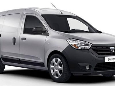 gebraucht Dacia Dokker Express dCi 75, Klima, Radio, ZV-fern, el. FH, Ersatzrad... dCi 75