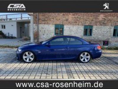 gebraucht BMW 330 Cabriolet - d DPF KOMISSIONSFAHRZEUG !!!