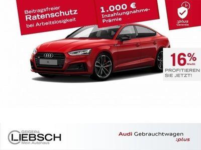 gebraucht Audi S5 Sportback Tour Stadt S-Sitze Carbon AHK HUD