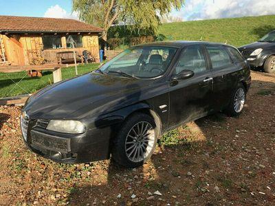 gebraucht Alfa Romeo 156 Sportwagon 1.9 JTD 16V Distinctive als Kombi in Werben