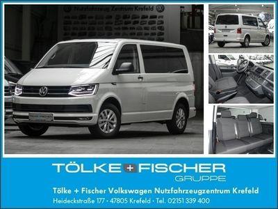 gebraucht VW California T6Beach 2.0 TDI BMT 7-Gang-DSG