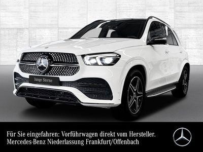 gebraucht Mercedes GLE450 AMG 4MATIC Night-Paket AMG-Line KEYLESS-GO