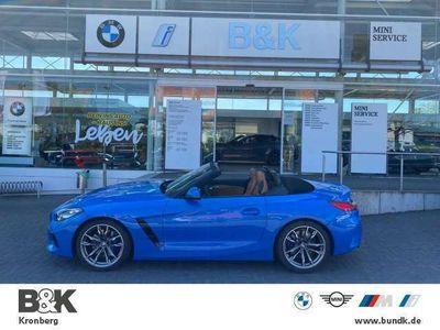 "gebraucht BMW Z4 M 40i LcProf,HeadUp,19""M,H/K,Leasing 699.- Bluetooth"