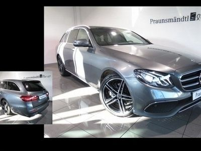 käytetty Mercedes E300 T SPORTSTYLE Avantgarde DISTRONIC/Panor.
