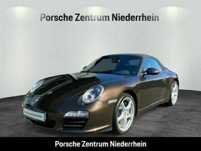 gebraucht Porsche 911 Carrera Cabriolet 997 19'' PDK NAV TEL Ad. Sitze