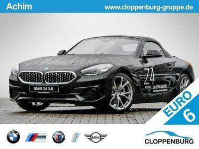 gebraucht BMW Z4 sDrive20i Sport Line Head-Up HK HiFi DAB LED