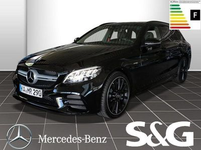 gebraucht Mercedes C43 AMG AMG T 4MATIC COMAND/LED/Pano/19/Night/Kama