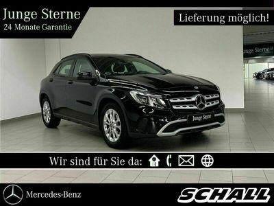 "gebraucht Mercedes GLA200 7G-DCT+NAVIGATION+KAMERA+SHZG+17""ALU"