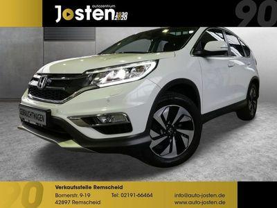 gebraucht Honda CR-V Executive 4WD 1.6 Navi Leder Xenon Panoramadach