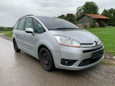 gebraucht Citroën C4 Picasso HDi*7 Sitze*Klima*