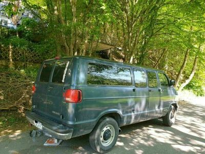 gebraucht Dodge Ram Van Wagon 5.2 V8 Automatik 8 Loc...
