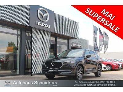 gebraucht Mazda CX-5 SPORTS-LINE TEC-P NAV EURO 6d-TEMP !!