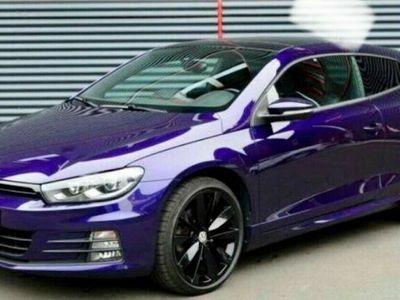 gebraucht VW Scirocco 2.0 TSI BlueMotion Technology