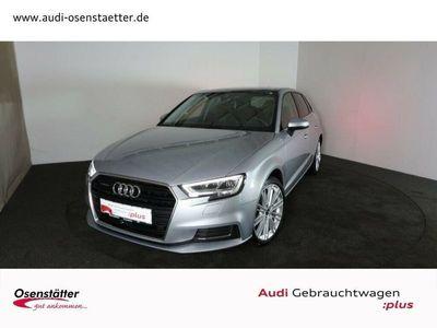 gebraucht Audi A3 Sportback 2,0 TFSI design qu/Pano/virtual/Led