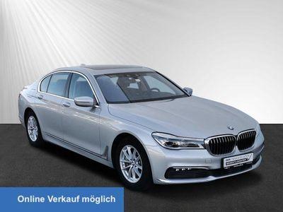 gebraucht BMW 730 d DA+ el.GSD LED Navo.Prof. HiFi
