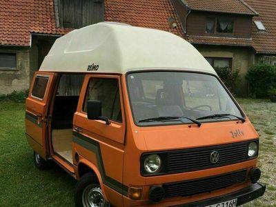 gebraucht VW T3 Reimo Camper