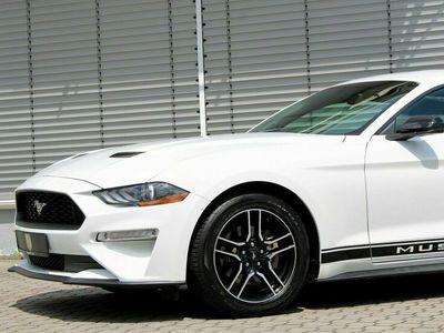 gebraucht Ford Mustang 2.3 EcoBoost Auto*Cam*Leder*LED*Navi*