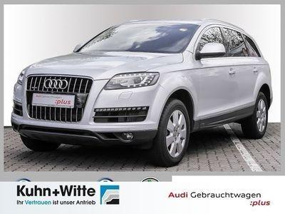 gebraucht Audi Q7 3.0 TDI quattro *MMI Navi Plus,Xenon,Leder Cr