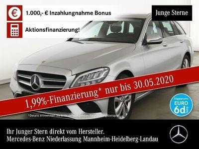 gebraucht Mercedes C180 T Avantgarde LED AHK Kamera Spurhalt-Ass PTS