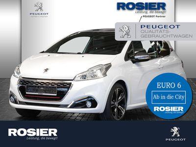 gebraucht Peugeot 208 208 1.6 THPGTI Pano Navi Kamera SHZ PTS Bl