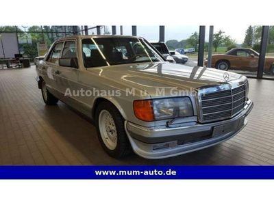 """gebraucht Mercedes 380 SE""""Automatik""""Klima""""Lorinser"""""""