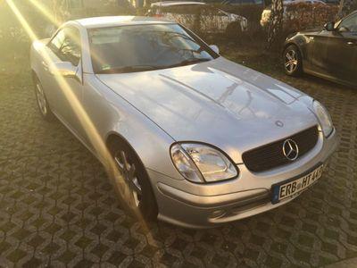 gebraucht Mercedes SLK200 Kompressor Final Edition keine Rost